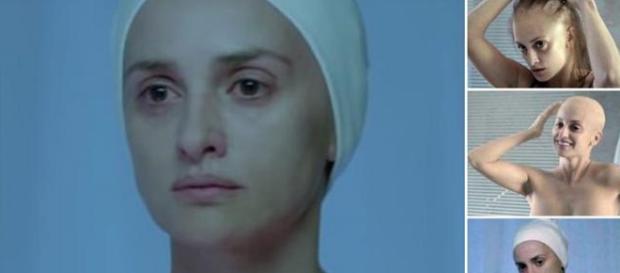 Penélope Cruz se transforma para la película Ma Ma