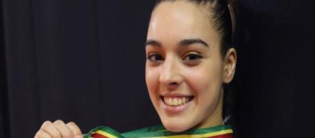 Filipa Martins lidera o ranking da FIG