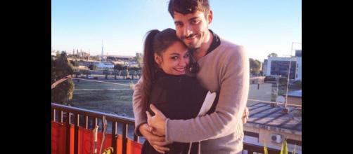 Amedeo Barbato e Sophia Galazzo