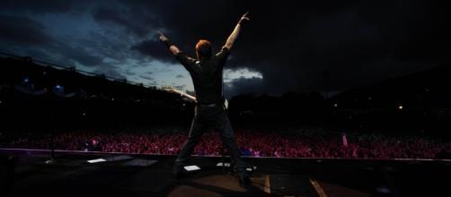 """Bruce Springsteen, o """"Boss"""", de novo em Lisboa"""