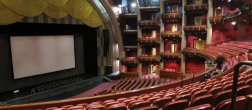 Dolby Theatre em Hollywood, onde serão os Óscares.