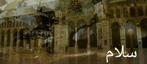 La Moschea degli Omayyadi, i gelsomini e la pace