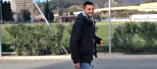 Leonardo Pavoletti, attaccante del Genoa