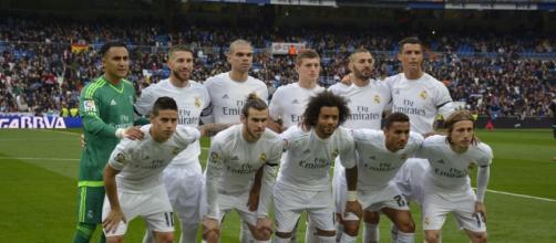 Real Madrid-Rayo Vallecano Liga 15-16