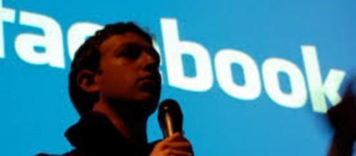 Zuckerberg, fondatore e ad di Facebook