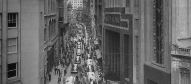 Banco de São Paulo - Banespa, década de 1940