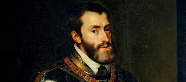 Carlos I, rey de España y V de Alemania