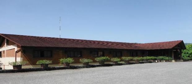 Esterno dell'Hotel Brisa del Yaque, Santo Domingo