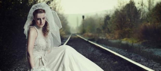 Foto di una sposa a cura di Thinkstock