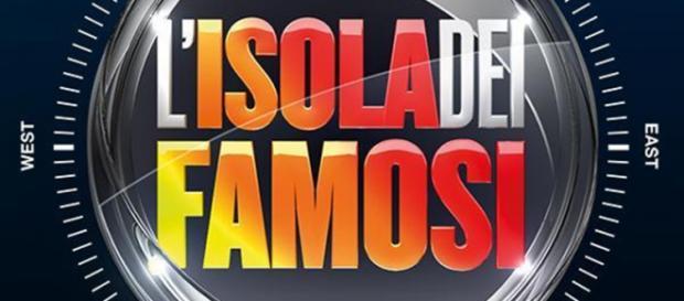 Il logo de il programma L'Isola dei Famosi