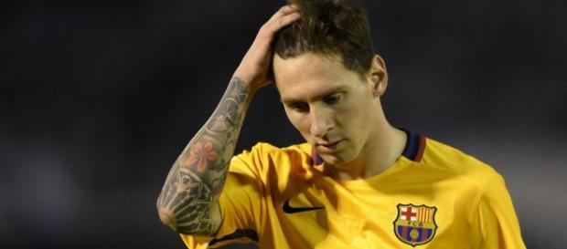 Lionel Messi está enfrentando fortes acusações