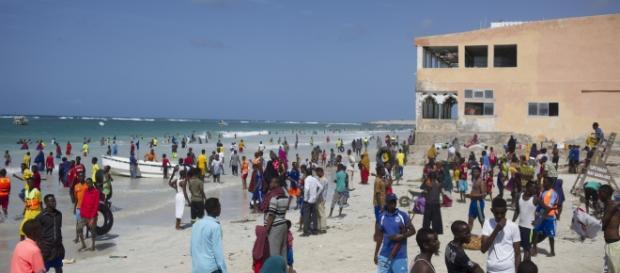 Mogadishu, Somalia, Lido beach Photo / Ilyas Ahmed