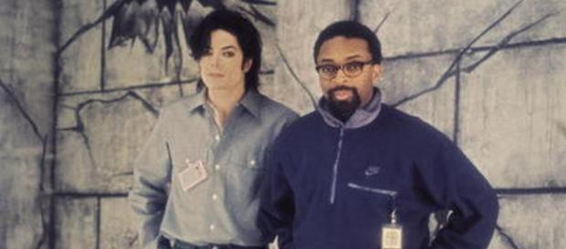 Spike Lee y Michael Joseph Jackson