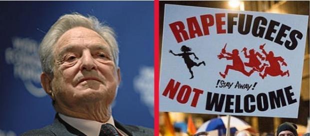 Viziunea lui Soros în criza imigranţilor