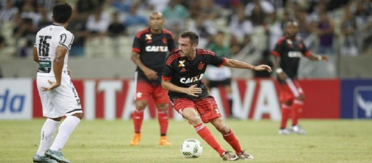 Flamengo perde para o Ceará nos pênaltis bcc67529c4e3e
