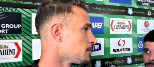 Antonio Floro Flores, attaccante del Sassuolo