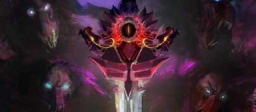 Espada maldita: perfecta para el deck Face Warrior