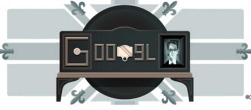 Google homenageia mais um inventor com Doodle