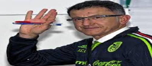 Juan Carlos Osorio Dt. Selección