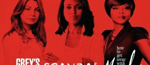 Scandal 5 e How To Get Away With Murder