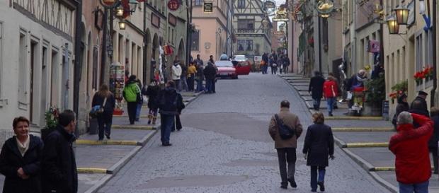 Agresiones sexuales en Colonia, Alemania.