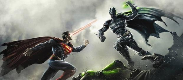 Batman vs Superman /photo by Flickr