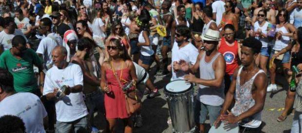 Carnaval de Belo Horizonte terá 1,6 mi de pessoas.