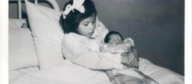 Ea este considerată cea mai tânără mamă din lume