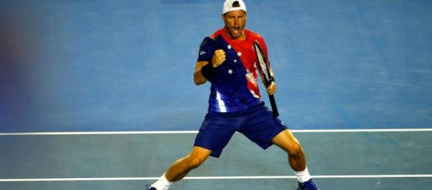 Hewitt se despediu das quadras no Australian Open