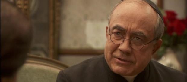 Il Segreto: Don Anselmo minaccia Francisca