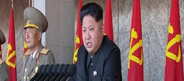 Kim Yong Un, dictador de Corea del Norte