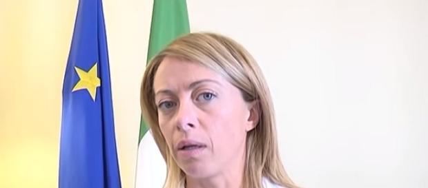 Sondaggi politici, Giorgia Meloni