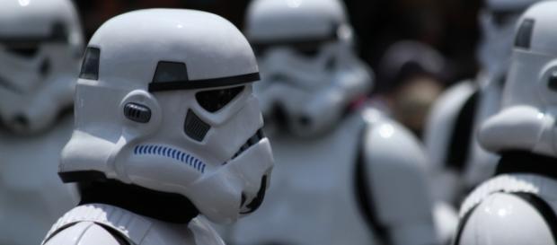Stormtroopers via Flickr user Gordon Tarpley CC2.0