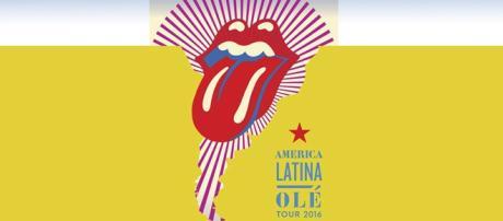 AMERICA LATINA OLÉ TOUR 2016 Rolling Stones
