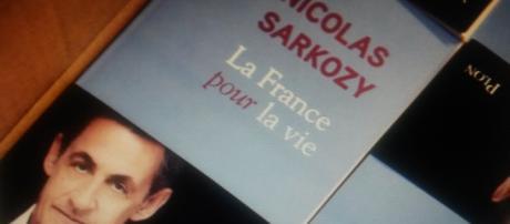 Le livre programme de Sarkozy ?