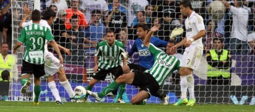 Bétis e Re Madrid defrontam-se na Liga BBVA