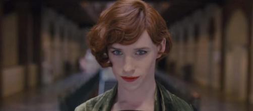 """Eddie Redmayne en """"La chica danesa"""""""
