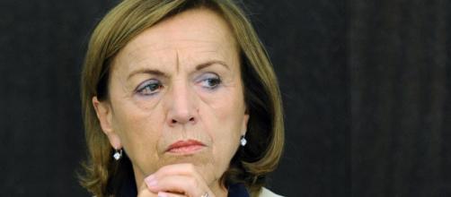 Elsa Fornero ex ministro del Lavoro
