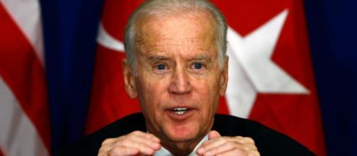 Il vice presidente degli Stati Uniti, Joe Biden