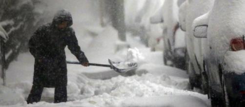 La tormenta de nieve Jonas azota Estados Unidos