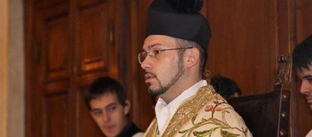 Don Angelo Chizzolini di Arnasco