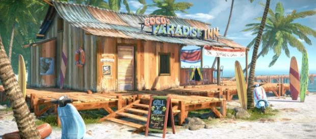 Il sogno di poter gestire un bar sulla spiaggia