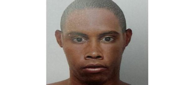 Retrato feito pela agente da Polícia Federal