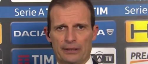 Coppa Italia semifinali diretta Rai, Allegri