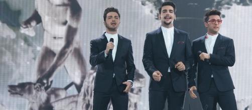 Il trio pop lirico italiano Il Volo