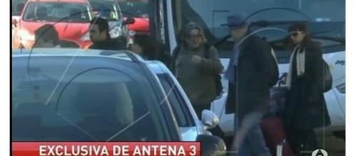 Imágenes de Antena 3 en exclusiva