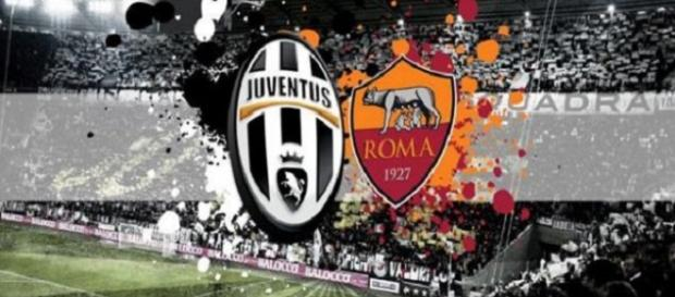 Diretta live Juventus-Roma 21^ giornata Serie A.