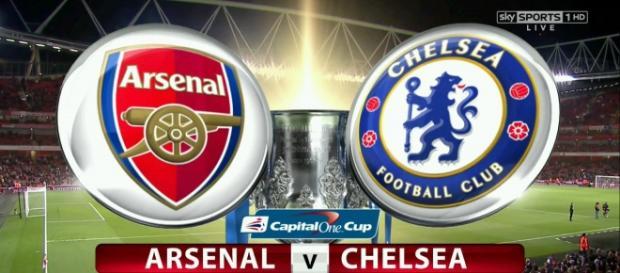 Grande clássico da rodada Arsenal e Chelsea