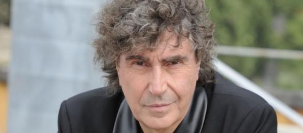 Il batterista Stefano D'Orazio.