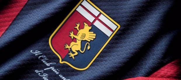 Il logo del Genoa, club più antico d'Italia